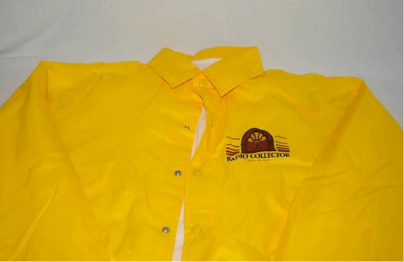 Radio Collector Jacket