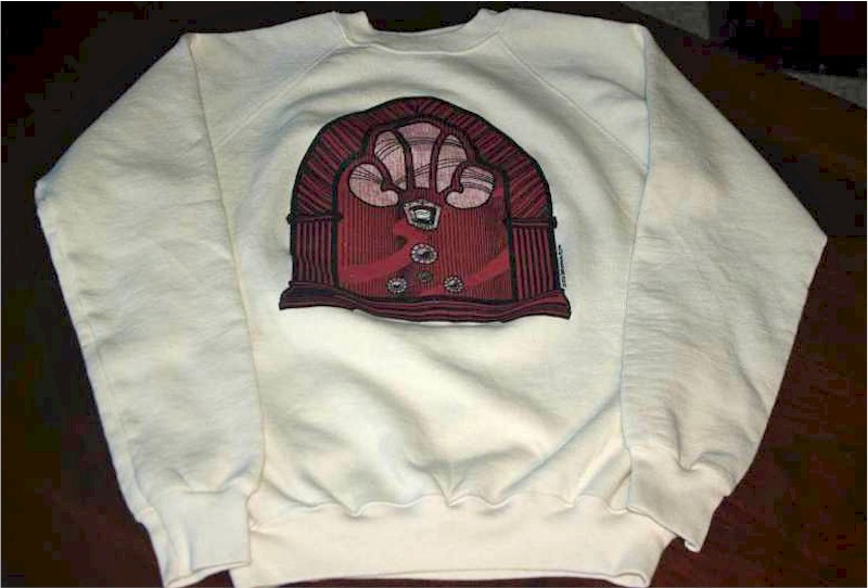 Sweatshirt w/Philco 90