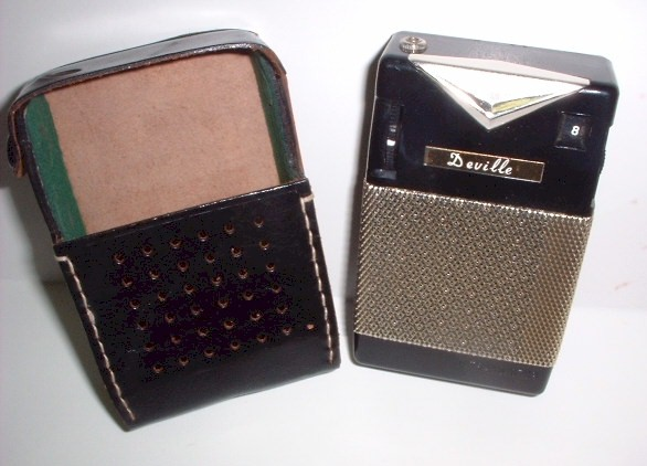 Deville Transistor and Case