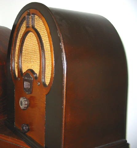 Philco Jr. 80 Cathedral