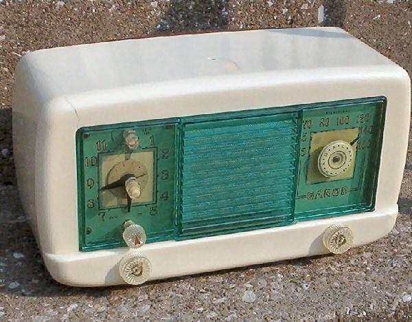 Garod 5RC-1 Clock Radio