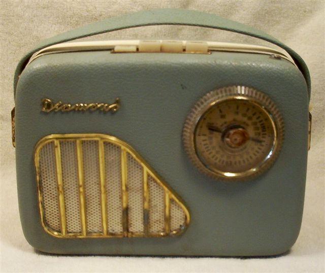 Diamond Portable Transistor (1960s)