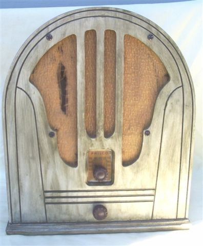 Philco 84B Cathedral