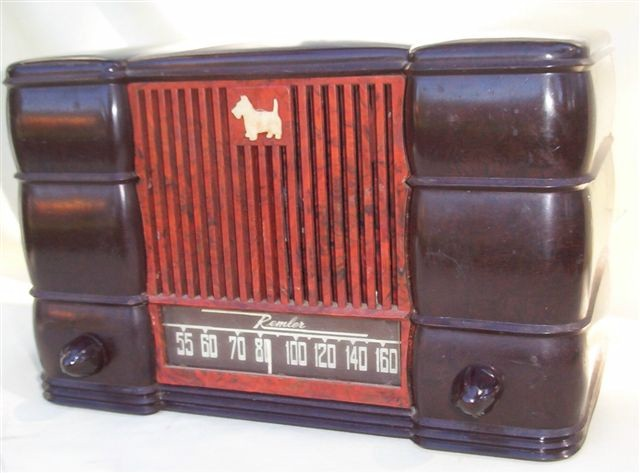 Remler 5500 Scottie Pup (1948)