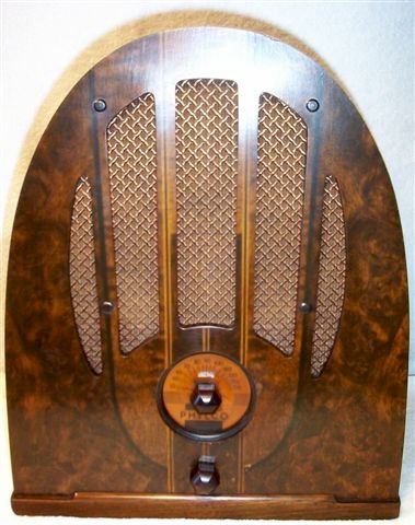 Philco 37-84 (1937) Cathedral