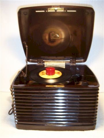 RCA 45EY-3 Automatic Record Changer (1950s)
