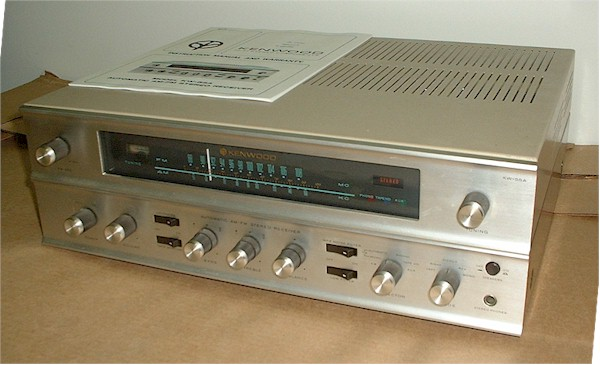Kenwood KW-55A Receiver