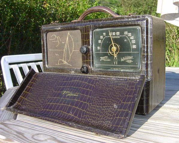 Zenith 6-G-601ML Long Distance Radio
