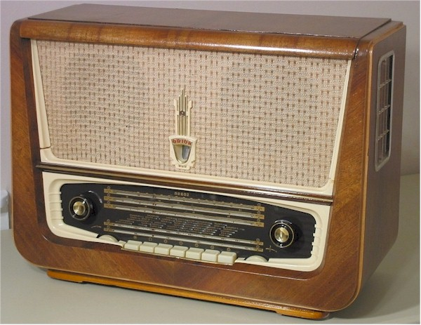 Orion AR602 Multi-Wave (approx. 1958)