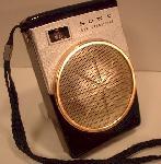 Sony TR-620 Transistor