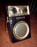 Zenith Royal 500 Transistor