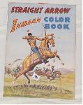 Straight Arrow Coloring Book (1950)