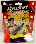 Crystal Rocket Radio