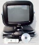 """Astro Retrovision 13"""" Color TV/DVD Combo"""