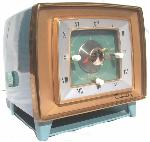 Crosley Alarm Clock Radio (circa 1950s)