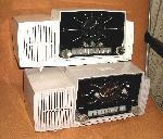 PAIR of General Electric Clock Radios