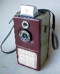 Automatic Tom Thumb Camera Radio