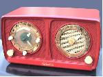 Silvertone Clock Radio (1952)