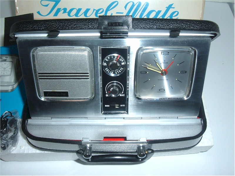 Travel-Mate Travel Radio