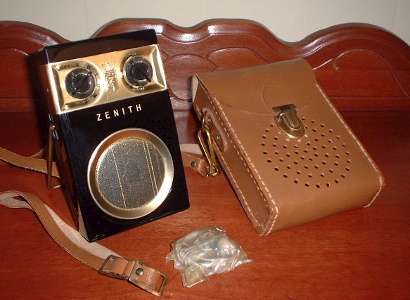 Zenith Royal 500 Handwired (Early 1956)