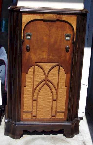 Stewart-Warner R119A Console (1933)