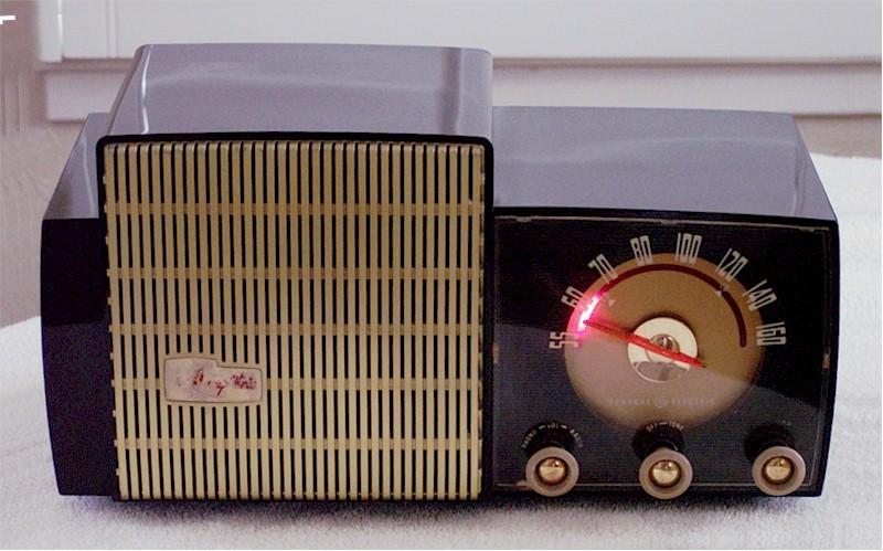 General Electric 475 Musaphonic (1956)