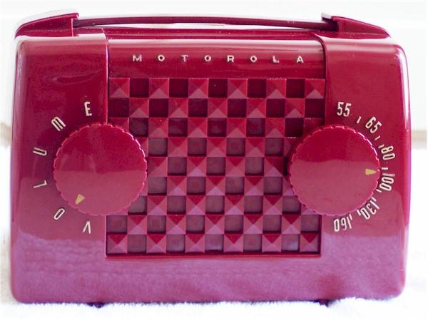 Motorola 5LTU Music Box (1951)