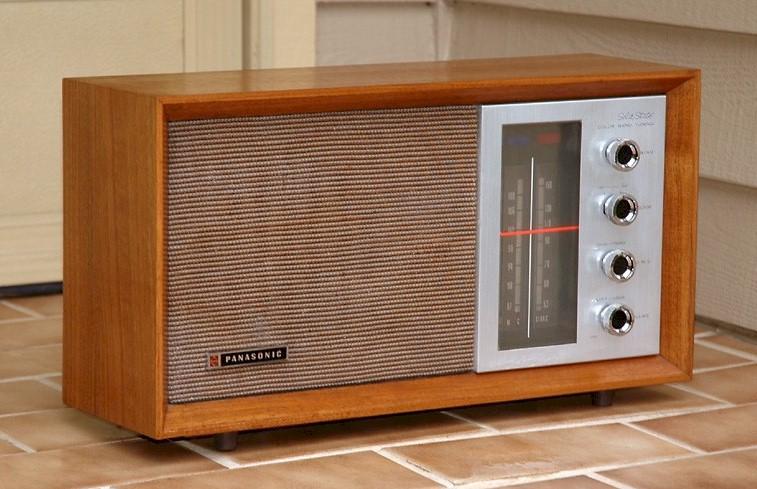 Panasonic RE-7257 (1972)