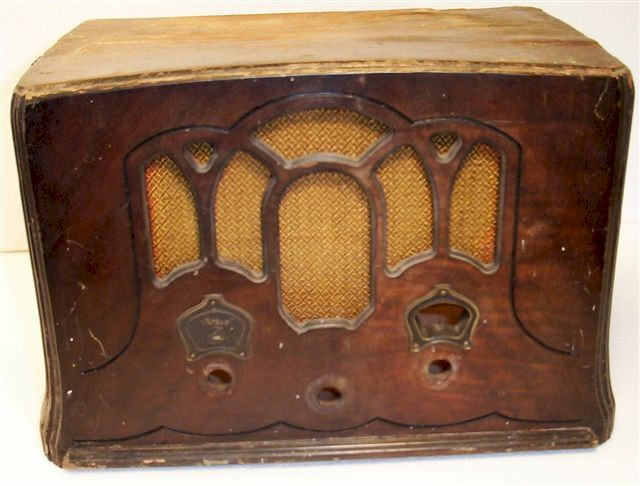 RCA R28 Wood Case Only