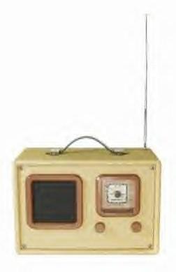Crosley CR21 Portable Traveler AM/FM Radio
