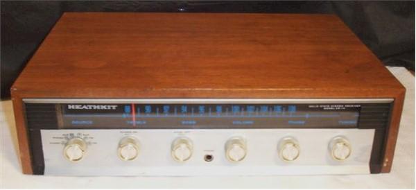 Heathkit AR-14 FM Stereo Receiver