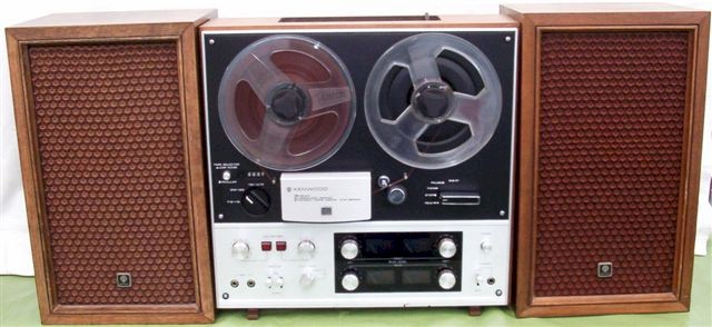 Kenwood KW-6044 Reel-to-Reel