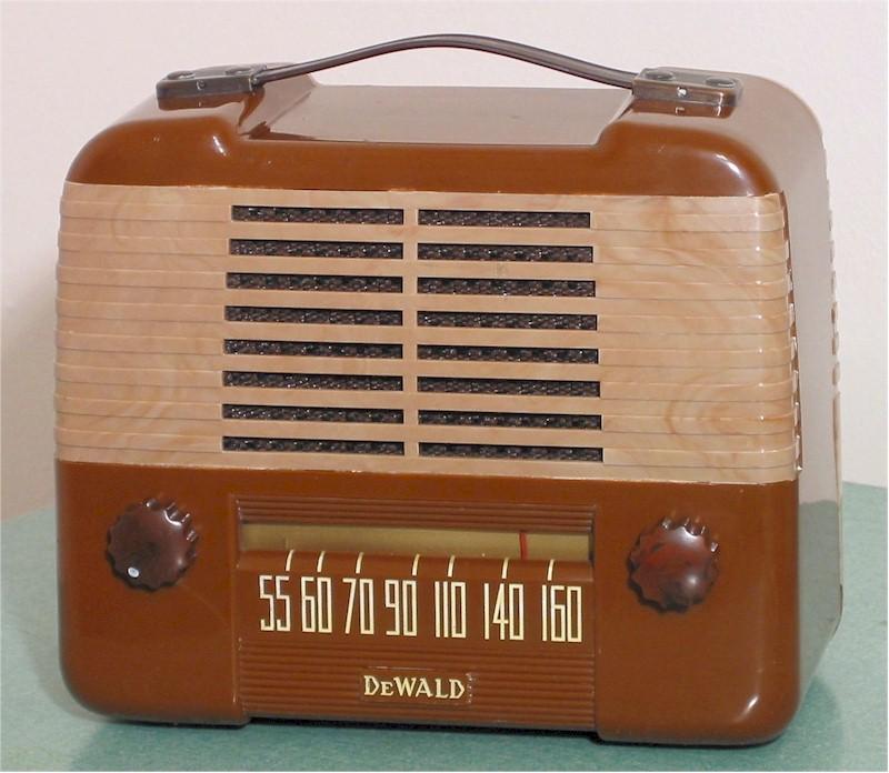 DeWald B504 AC/DC (1948)
