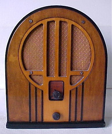 Philco 84B (Early) Cathedral