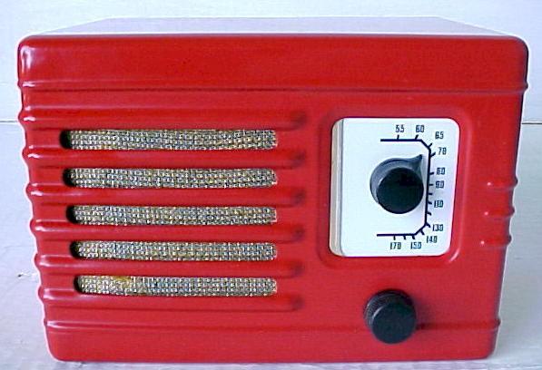 Unknown Red Radio (1938)