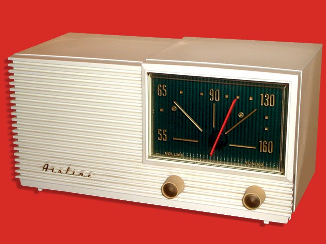 Airline Radio (Late 1950s)