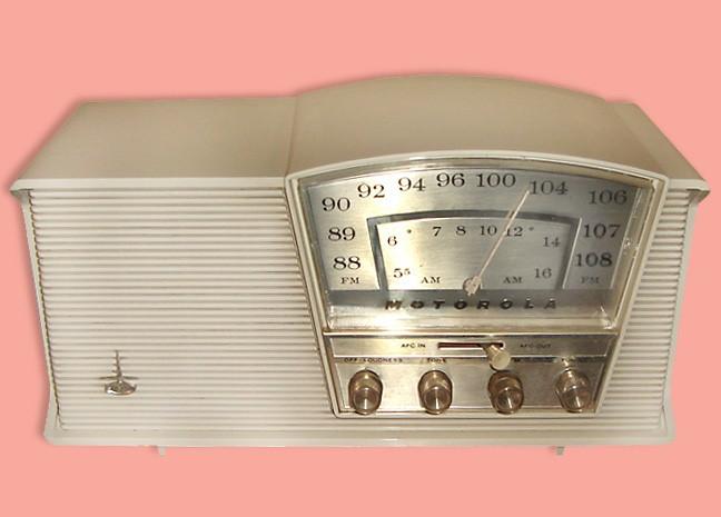 Motorola B3W (1960)