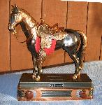 Abbotwares Z477 Horse Radio (1949)
