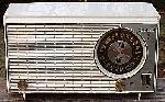 Zenith Plastic Radio (1955)