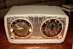 Silvertone Clock Radio