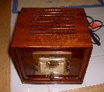 Trav-Ler 5182 Clock Radio