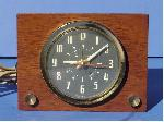 Zenith Porthole TV Clock