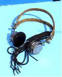 World War II Era Western Electric 509-A Headset