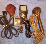 Microphones (Set of 4)