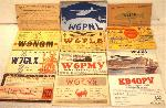 QSL Cards Set of 12