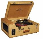 "Crosley CR89 ""Traveler"" Portable Record Player"