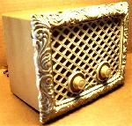Dumont RA-346 Antique Frame Radio (1956)