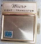 "Ross RE-815 ""Micro 8 Transistor"""