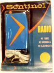 Sentinel Crystal Radio (1958)