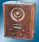 American Bosch 460A Tombstone (1935)